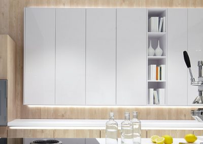 Underlined Cabinets