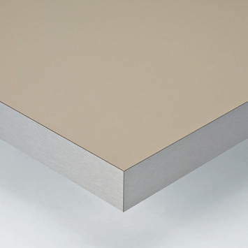 57mm Front Edge with Laminate Edging