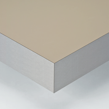95mm Front Edge with Laminate Edging